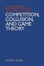 Competition, Collusion and Game Theory