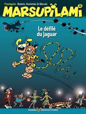 Marsupilami – tome 13 - Le défilé du jaguar
