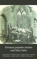 German Popular Stories and Fairy Tales PDF