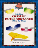Making Origami Paper Airplanes Step by Step