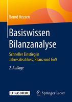 Basiswissen Bilanzanalyse PDF
