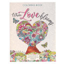 Coloring Book Where Love Blooms PDF