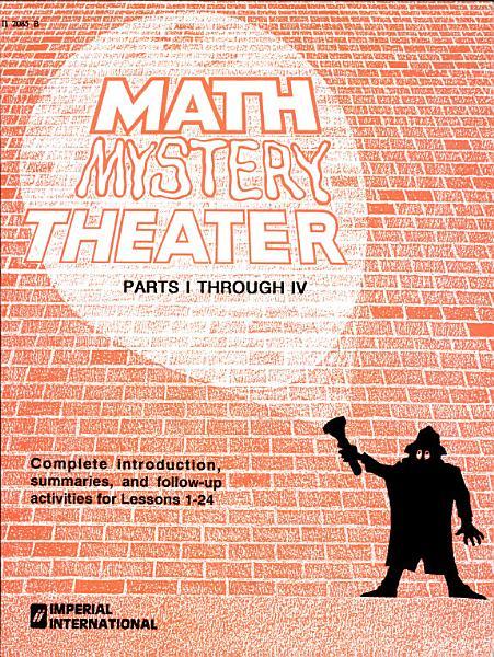Math Mystery Theater