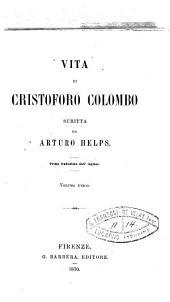 Vita di Cristoforo Colombo
