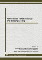 Nanoscience  Nanotechnology and Nanoengineering PDF
