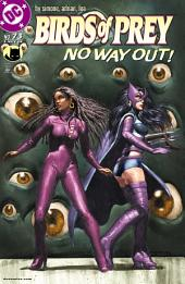 Birds of Prey (1998-) #73