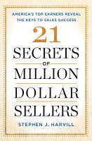 21 Secrets of Million Dollar Sellers PDF
