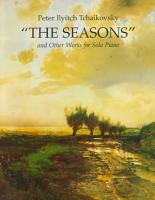 The seasons  and other works for solo piano PDF