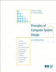 Principles of Computer System Design PDF