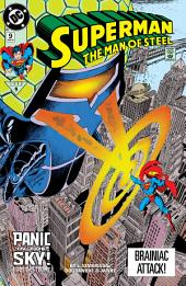 Superman: The Man of Steel (1991-) #9