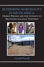 Rethinking Marginality in South Africa PDF