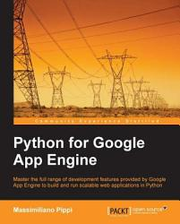 Python For Google App Engine Book PDF