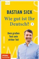 Wie gut ist Ihr Deutsch  3 PDF