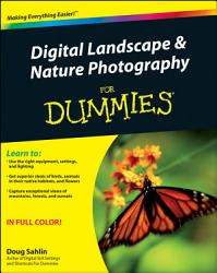 Digital Landscape And Nature Photography For Dummies Book PDF