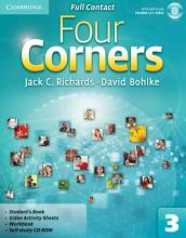 Four Corners Level 3 Full Contact with Self study CD ROM PDF