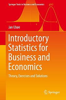 Introductory Statistics for Business and Economics Book