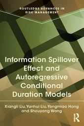 Information Spillover Effect and Autoregressive Conditional Duration Models