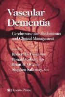 Vascular Dementia PDF