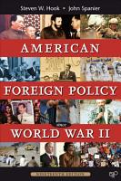 American Foreign Policy Since WWII 19th Edition PDF