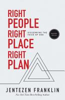 Right People  Right Place  Right Plan PDF