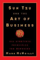 Sun Tzu and the Art of Business  Six Strategic Principles for Managers PDF