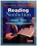 Reading Nonfiction Book