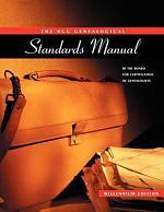 The BCG Genealogical Standards Manual