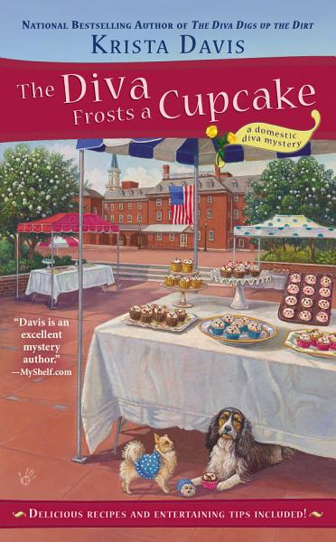 Download The Diva Frosts a Cupcake Book