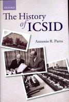 The History of ICSID PDF
