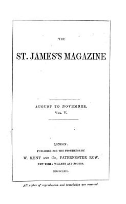 The St  James s Magazine and United Empire Review