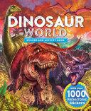 Dinosaur World Sticker and Activity Book PDF
