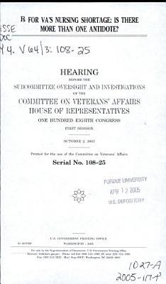 Rx for VA s Nursing Shortage PDF