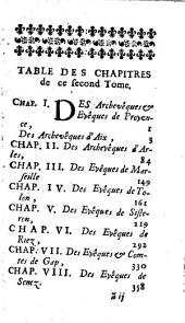 Abregé de l'Histoire de Provence: contenant plusieurs Memoires qui ont êté inconnûs aux Auteurs qui ont écrit de l'Histoire de ce Païs