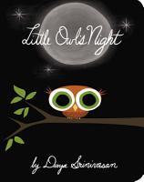 Little Owl s Night PDF