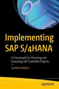 Implementing SAP S 4HANA PDF