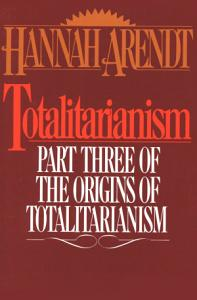 Totalitarianism Book