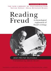 Reading Freud Book PDF