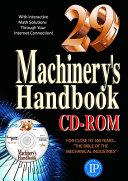 Machinery s Handbook PDF