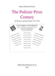 The Pulitzer Prize Century PDF