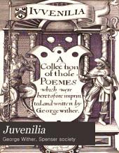 Juvenilia: Issue 9