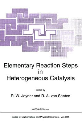 Elementary Reaction Steps in Heterogeneous Catalysis