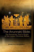 The Anunnaki Bible PDF