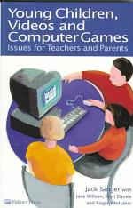 Young Children, Videos and Computer Games