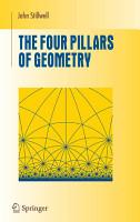 The Four Pillars of Geometry PDF
