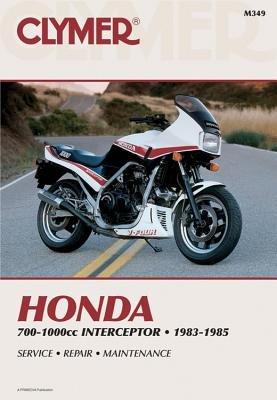 Honda 700 1000cc Intrceptr 83 85