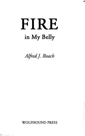 Fire in My Belly PDF