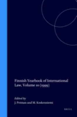 Finnish Yearbook of International Law  1999 PDF