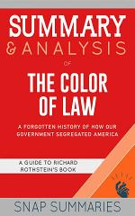 Summary & Analysis of The Color of Law