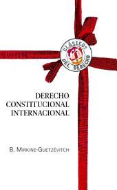Derecho constitucional internacional