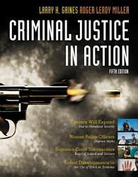 Criminal Justice In Action Book PDF